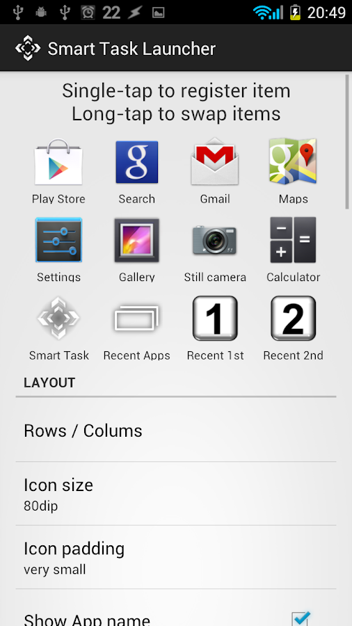 Smart Task Launcher Screenshot 3