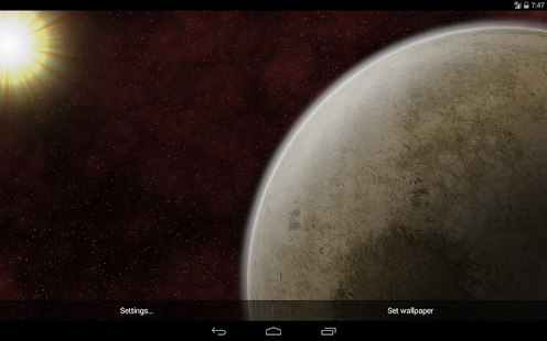 rotating wallpaper app kindle