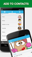 Screenshot of Emojidom Smiley & Emoji Maker