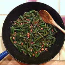 Yummiest Green Beans Ever