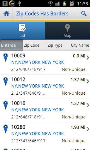 【免費工具App】US Zip Codes Premium-APP點子