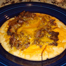 Ranchero Beef Pizza