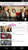 Screenshot of TV3 Play - Eesti