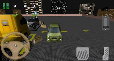 Screenshot of Parking 3D