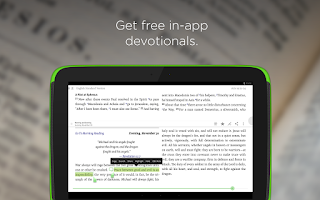 Screenshot of Faithlife Study Bible