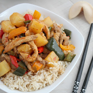 Sweet Sour Pork Pineapple Recipes
