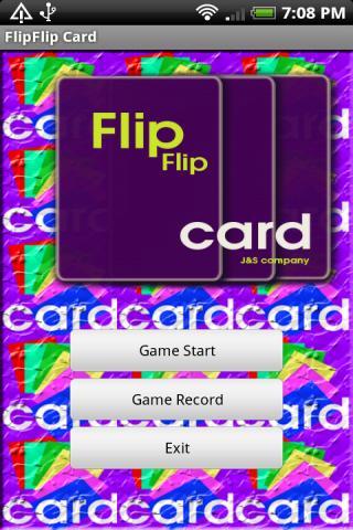 FlipFlip Card Game AD Free