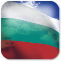 3D Bulgaria Flag icon