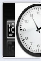 Screenshot of Two Clock HD