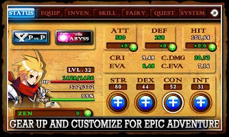 Screenshot of ZENONIA® 4