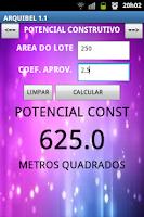 Screenshot of ARQUIBEL
