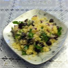 Yummy Couscous Salad