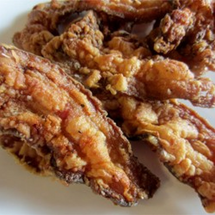 Country Fried Floured Bacon