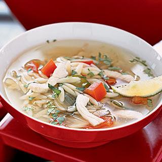 Yucatan Chicken Lime Soup Recipes