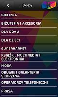 Screenshot of Galeria Katowicka