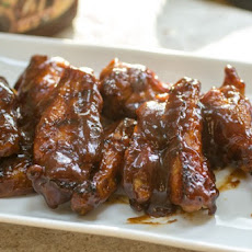 Barbecue Chicken Wings with Kraft