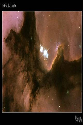 hubble-image-viewer for android screenshot