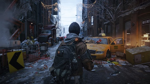 New The Division in-game footage coming at the this year's VGX