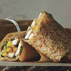 Chutney Chicken Wraps