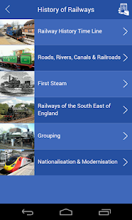 Bluebell Railway Museum - screenshot
