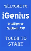 Screenshot of iGenius Genius