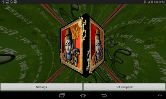 Screenshot of 3D Shiv Ji Live Wallpaper