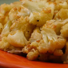 Alanna's Roasted Cauliflower