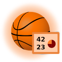 Basketball Stats & Scores icon