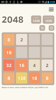 Screenshot of 2048 Super (2048 Puzzle Game)