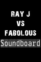Screenshot of Ray J vs Fabolous Soundboard