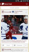 Screenshot of Shnarped Hockey
