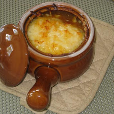 Famous Barr's French Onion Soup