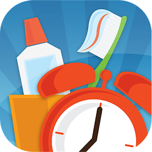 Happy Kids Timer - Morning Icon