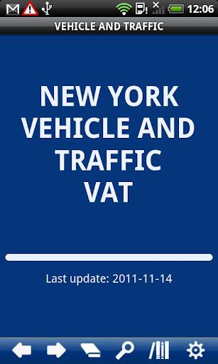 New York Vehicle and Traffic