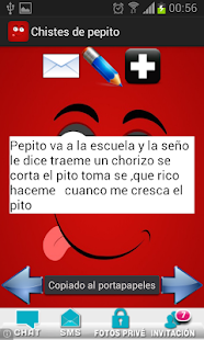 Chistes de pepito - screenshot