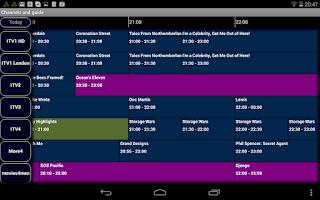 Screenshot of DVBLink