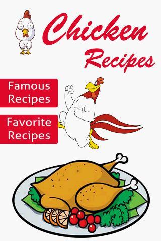 Chicken Recipes Cookbook