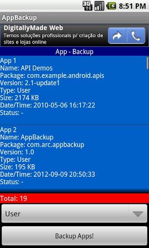 AppBackup