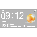 App Acer Life Digital Clock 2.2 apk for kindle fire