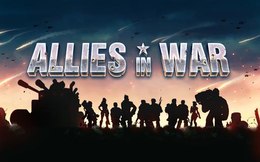 War Games - Allies in War - screenshot