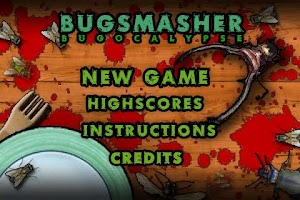 Screenshot of Bugsmasher Bugocalypse Lite
