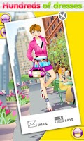 Screenshot of Dress Up! Sport Girl