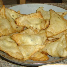 Linda's Lobster Rangoon