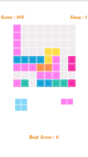 Block x 8 - screenshot