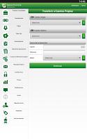 Screenshot of BIP Mobile