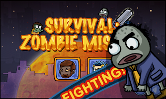 Screenshot of Survival: Zombie Mission