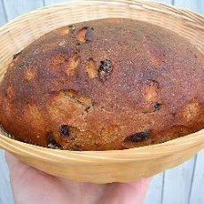 Christmas Fruit Loaf