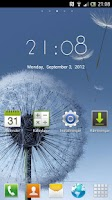 Screenshot of Galaxy S3 Theme FREE