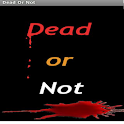 Dead or not icon