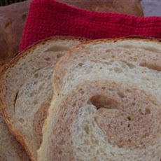 Whole Wheat Swirl Bread